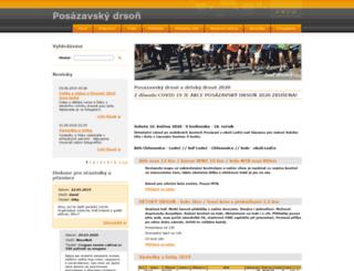 pdrson.cz screenshot
