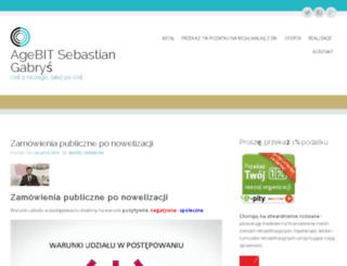 pe-employment-agency-poland-hth.agebit.pl screenshot