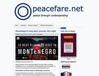 peacefare.net screenshot