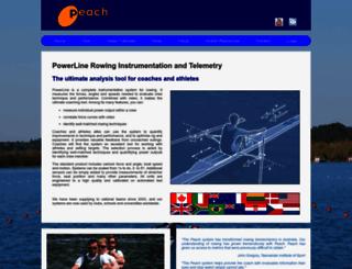 peachinnovations.com screenshot