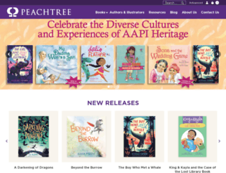 peachtree-online.com screenshot