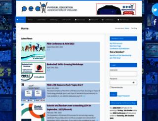 peai.org screenshot