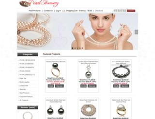 pearlacce.com screenshot