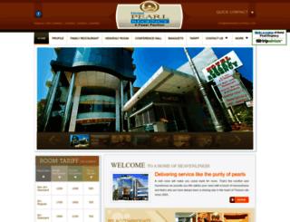 pearlregencythrissur.com screenshot
