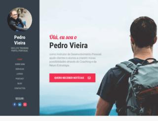 pedrovieira.net screenshot