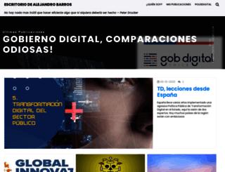 pegaelgrito.bligoo.com screenshot