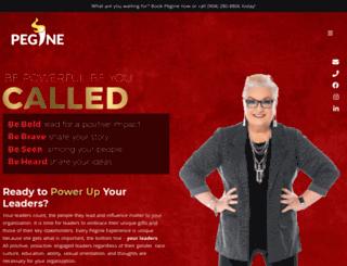 pegine.com screenshot