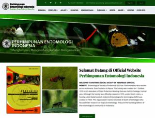 pei-pusat.org screenshot