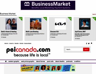 peicanada.com screenshot