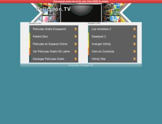 peliculon.tv screenshot