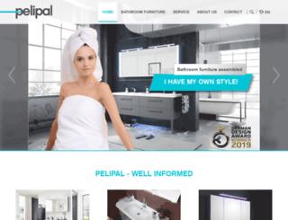 pelipal.com screenshot