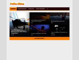 pelitahidup.com screenshot