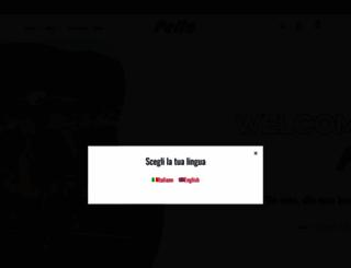 pellasportswear.com screenshot