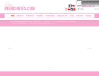 peluchotes.com screenshot