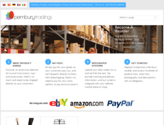 pemburytrading.com screenshot