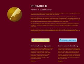 penabulu.or.id screenshot