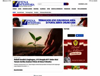 penanusantara.com screenshot