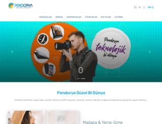 pendorya.com screenshot