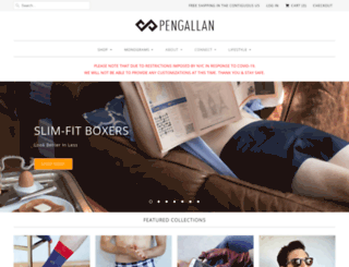 pengallan.com screenshot