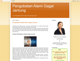 pengobatanherbalalamigagaljantung96.blogspot.com screenshot