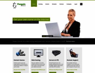 penguin-uk.com screenshot