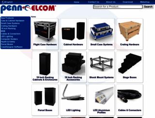 penn-elcom.com screenshot