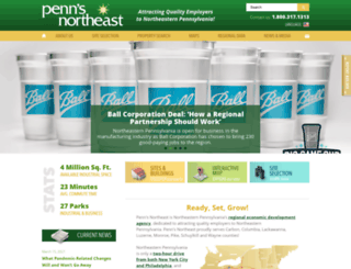 pennsnortheast.com screenshot