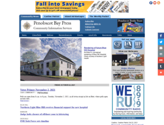 penobscotbaypress.com screenshot