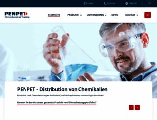 penpet.de screenshot