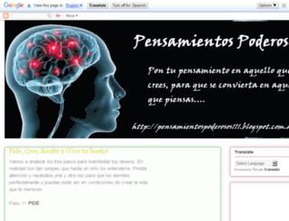 pensamientospoderosos111.blogspot.mx screenshot