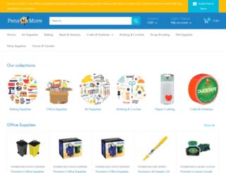 pensnmore.com screenshot