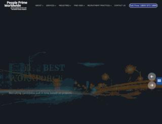 people-prime.com screenshot