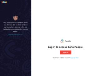 people.ringcentral.cn screenshot