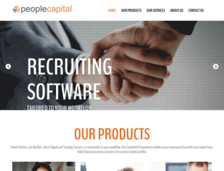 peoplecapital.com screenshot