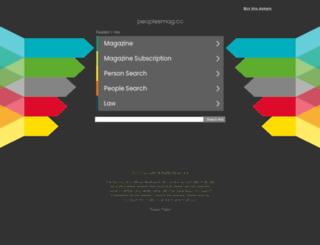 peoplesmag.co screenshot