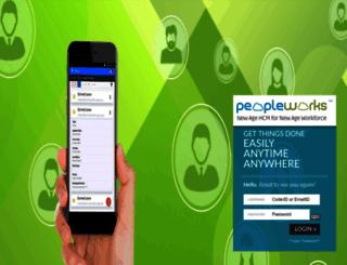 peopleworks.ind.in screenshot