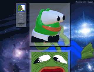 pepe-leaker.tumblr.com screenshot