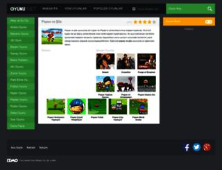 pepeevesila.oyunu.net screenshot
