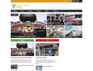 perakendekulis.com screenshot