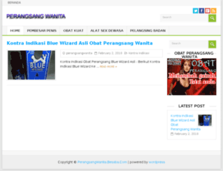 perangsangwanita.besaba.com screenshot