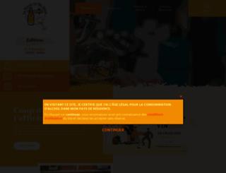 percee-du-vin-jaune.com screenshot