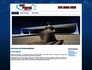 pereiraadvogado.com.br screenshot