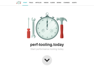 perf-tooling.today screenshot