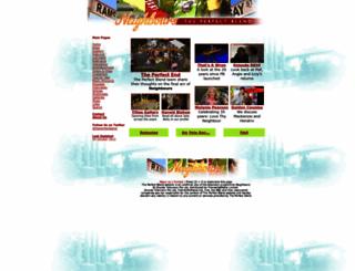 perfectblend.net screenshot