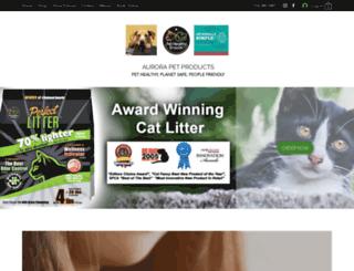 perfectlitter.com screenshot