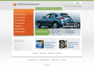 performancechip.com screenshot