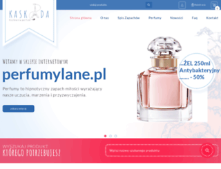 perfumylane.pl screenshot