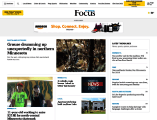 perhamfocus.com screenshot