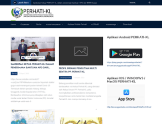 perhati-kl.or.id screenshot