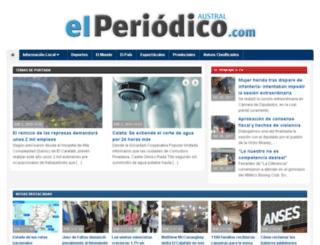 periodicoaustral.com.ar screenshot